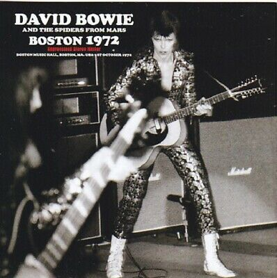 David Bowie / Boston 1972 / 2CD / Japanese
