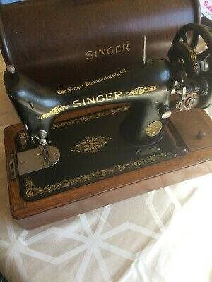 Singer Sowing Machine Collectable Vintage