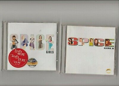 Spice Girls :  Spiceworld  + Spice / TWO CD Albums
