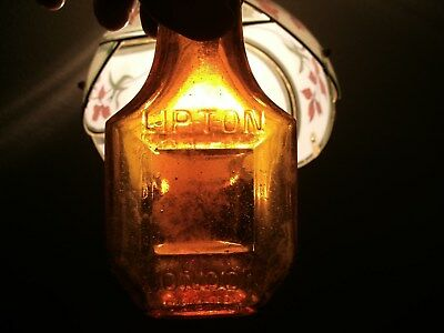 Vintage Bottle Lipton Of London