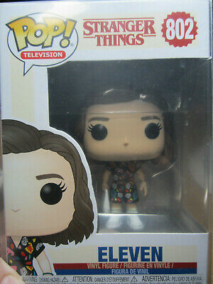 Funko POP Vinyl Eleven in Mall Outfit - Stranger Things #802