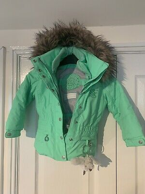 POIVRE BLANC GIRLS SKI JACKET Size 2