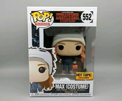 Funko Pop! Stranger Things Max Halloween Costume Hot Topic Exclusive