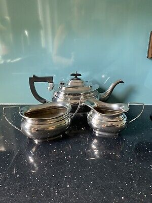 Sheffield Epns Antique Tea Set