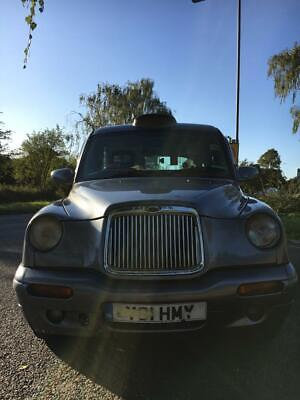 London Taxi Lti Tx1  Diesel Automatic, Yard Clearance Sale ,Most Reilable Engine