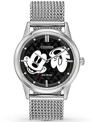 Citizen Unisex Mickey Mouse Collection Watch FE7060-56W