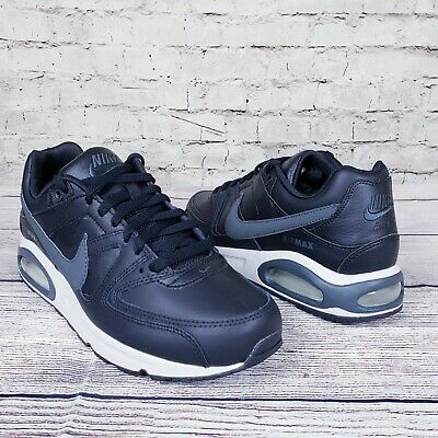 Details about New Nike Air Max Command Leather BlackAnthraciteGrey) Men's 8.5 ( 749760 001 )