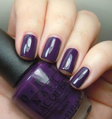 OPI A GRAPE AFFAIR - DISCONTINUED CLASSIC NAIL LACQUER - 15ml  NEW!!