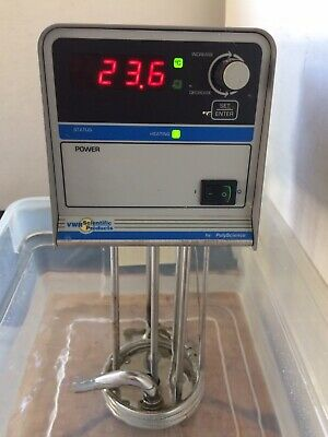 POLYSCIENCE VWR 1122 Immersion Circulating Heater used In WATER BATH.WORKS GREAT