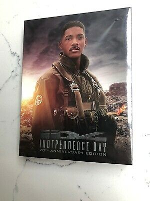 Independence Day 20th Anniversary Film Arena Limited Edition Bluray Steelbook