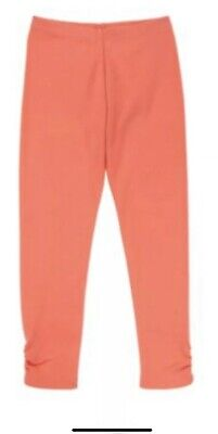 Gymboree The Cherry Blossom Collection Coral Leggings New NWT Girls 12 Spring
