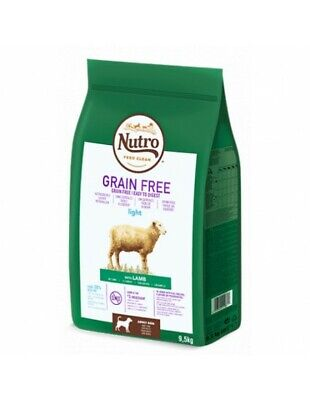 Nutro Grain Free Adult Light cordero