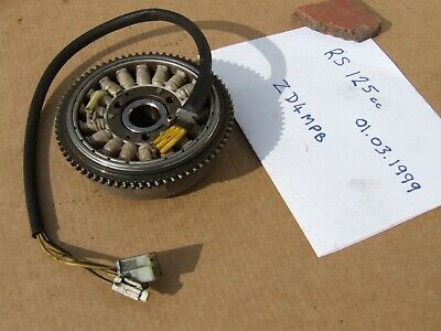 Aprilia RS125 Generator Stator Ignition Magneto Fly Wheel