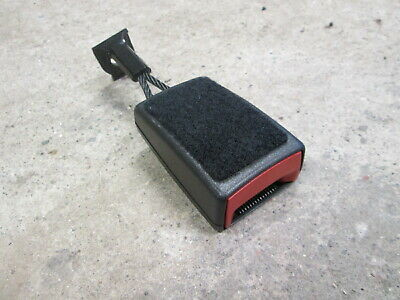 2007 Vauxhall Astra H Mk5 5 Door Hatchback Rear Seat Belt Stalk 13128019