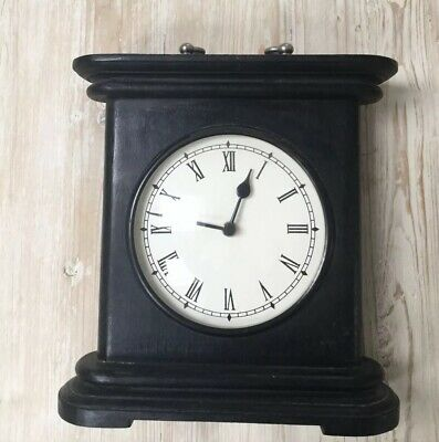 Twos company Large mantle clock great condition