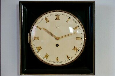 Junghans meister antique wall clock collectible rare unique