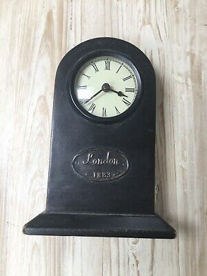 Twos Company Mantle Clock Great Condition