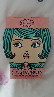 Benefit It's A Gal World! POREfessional, They're real push up liner, eyeshadow