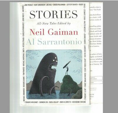stories neil gaiman al sarrantonio