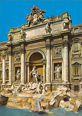 L000599 Roma. The Fountain of Trevi. A.R