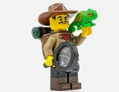 jungle explorer avec sachet lego Mini figurine serie 19 71025