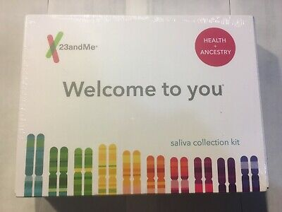 23andMe DNA Test - Ancestry and Health Service