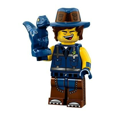 vestfriend rex avec sachet Mini figurine the lego movie serie 2 71023