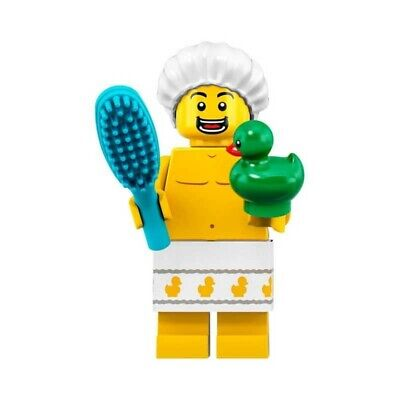 shower guy avec sachet lego Mini figurine serie 19 71025