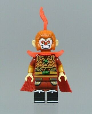 monkey king avec sachet lego Mini figurine serie 19 71025