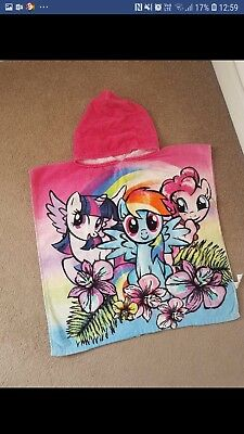 Bnwot Toddler My Little Pony Towel