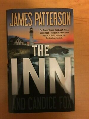 New The Inn By James Patterson/Candice Fox. 2019