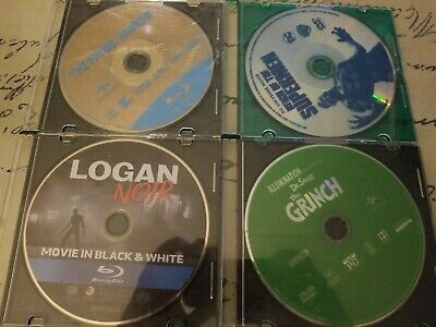 purge anarchy bluray. Logan noir bluray, the grinch dvd,reign of superman dvd