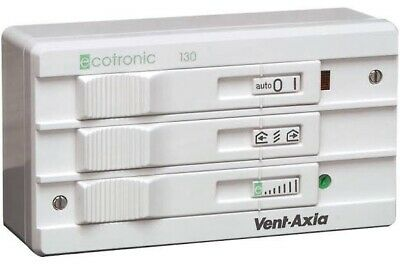 Vent Axia Ecotronic 400 Multiple Fan Controller