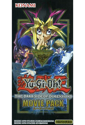 Trading Card Yu-Gi-Oh Box Ocg Duel Monsters The Dark Side Of Dimensions Movie