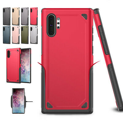 Shockproof Hybird Bumper Hard Case Cover For Samsung Galaxy Note 10/ 10+ Plus 5G