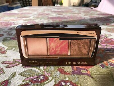 New Hourglass Ambient Luminous Light Palette - Highlighter Blush Bronzer - Htf