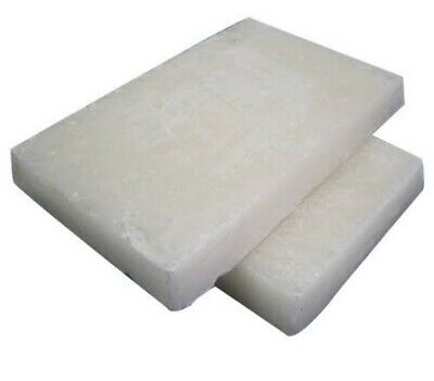 2.3kg Paraffin Wax Fully Refined Block, Cosmetic Grade
