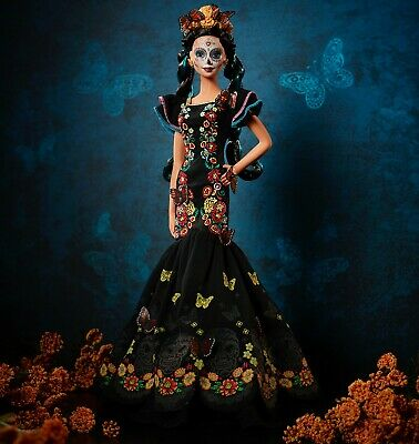 Barbie Day Of The Dead (Dia De Los Muertos) *PRE ORDER*