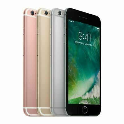 Apple iPhone 6s Plus 64GB -Rose Gold (AT&T Cricket Net10 H20) B stock