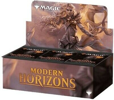 Magic the Gathering Modern Horizons Booster Box Factory Sealed Free Shipping