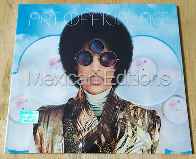 Prince Art Official Age Mexican Edition CD