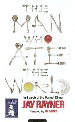 Jay Rayner - The Man Who Ate The World (Playaway MP3 A/Book 2008) FREE UK P&P