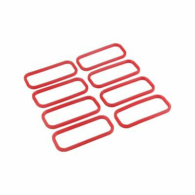 FAST 54009-8 LSX LS1 GM Intake Manifold Replacement Seals Cathedral Port Gaskets