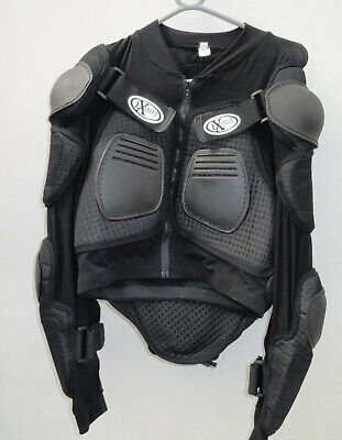 Extreme Motocross Upper Body Armour Size Adult Medium