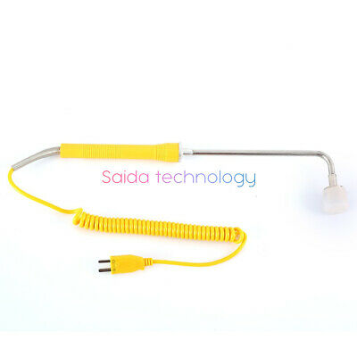 Surface thermocouple surface sensor thermometer temperature probe WRNM-02