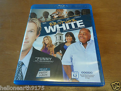 Brother White on Blu-ray US Import NTSC Region Free Pure Flix Christian