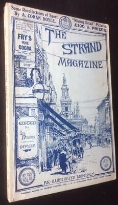 The Strand magazine September 1909 A Conan Doyle Some Recollections of Sport.