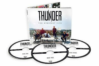 Thunder - The Greatest Hits - 3CD Digipack Sent Sameday*