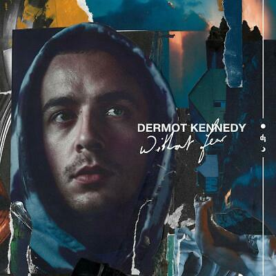 Dermot Kennedy - Without Fear [CD] Sent Sameday*