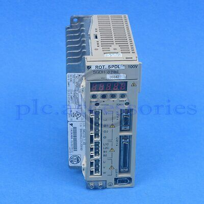 Used 1PC Yaskawa SGDH-02BE SGDH02BE Servo Drive Fully tested